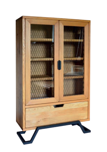 Nano Cabinet solid wood